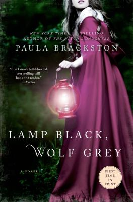 Cover image for Lamp black, wolf grey