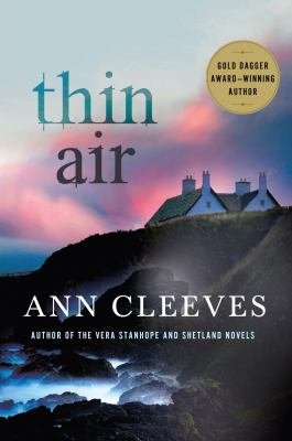 Cover image for Thin air : a Shetland mystery