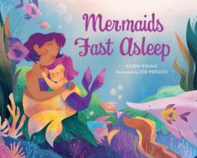 Cover image for Mermaids fast asleep