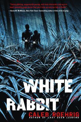 Cover image for White rabbit