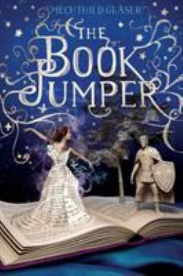 Cover image for The book jumper