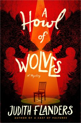 Cover image for A howl of wolves : a mystery