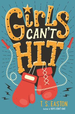 Cover image for Girls can't hit