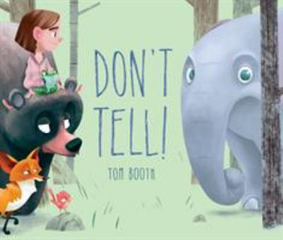 Cover image for Don't tell!