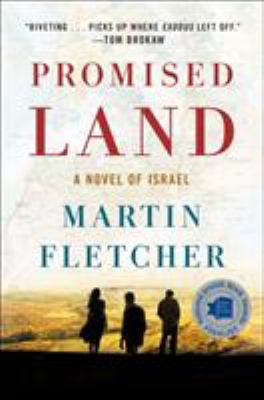 Cover image for Promised land : a novel of Israel