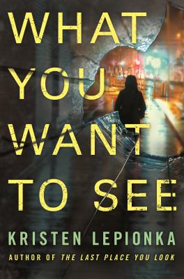 Cover image for What you want to see
