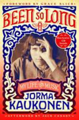 Cover image for Been so long : my life and music