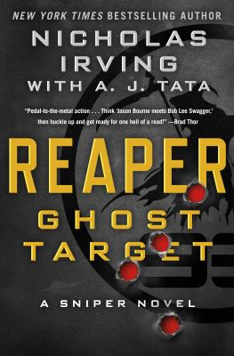 Cover image for Reaper : ghost target