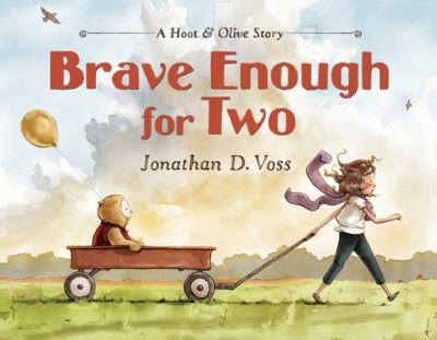 Cover image for Brave enough for two
