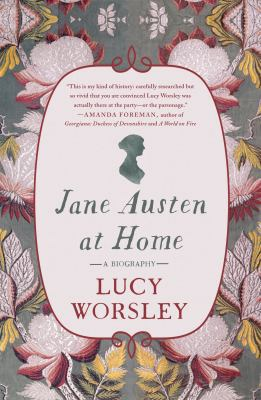 Cover image for Jane Austen at home : a biography