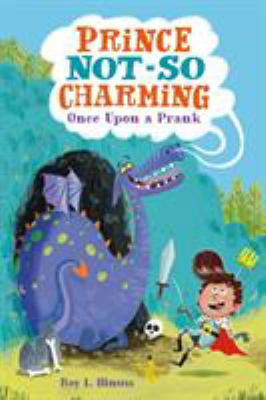 Cover image for Once upon a prank