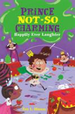 Cover image for Happily ever laughter