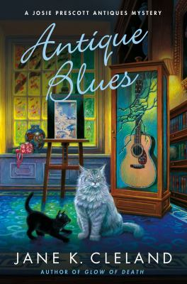 Cover image for Antique blues
