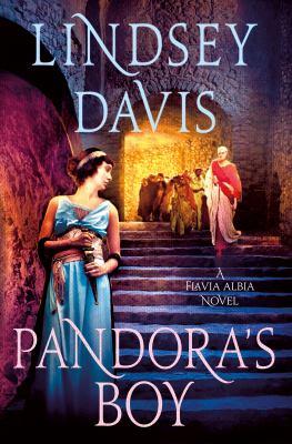 Cover image for Pandora's boy