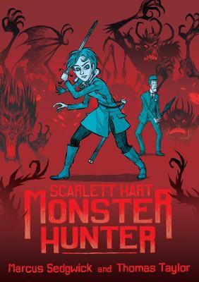 Cover image for Scarlett Hart : monster hunter
