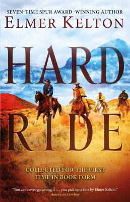 Cover image for Hard ride