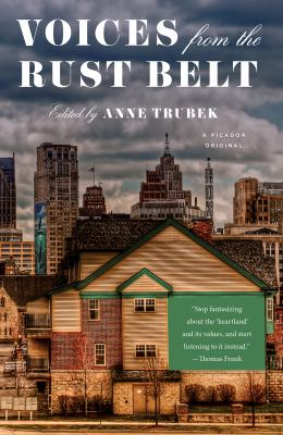 Cover image for Voices from the Rust Belt