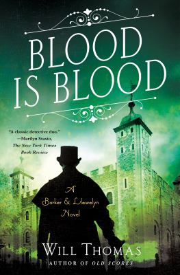 Cover image for Blood is blood
