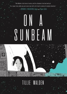 Cover image for On a sunbeam