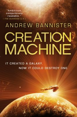 Cover image for Creation machine