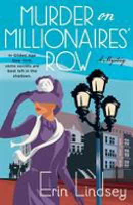 Cover image for Murder on Millionaires' Row