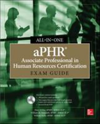 Cover image for All-in-one aPHR associate professional in human resources certification exam guide
