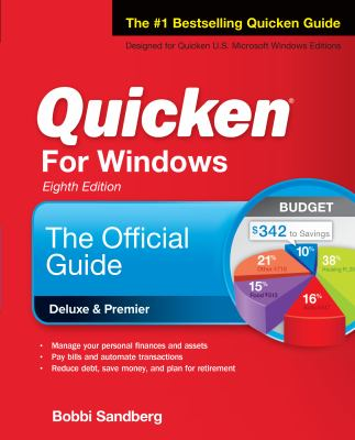 Cover image for Quicken for Windows : the official guide