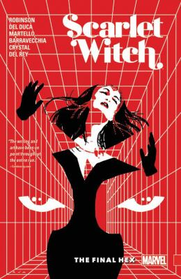 Cover image for Scarlet Witch. Volume 3, the final hex