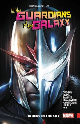 Cover image for All-new Guardians of the Galaxy. Volume 2, Riders in the sky