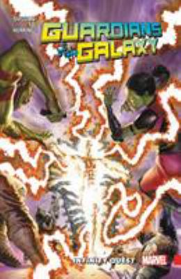 Cover image for All-new Guardians of the Galaxy. Vol. 3, Infinity quest