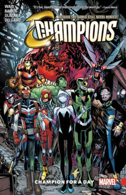 Cover image for Champions. Vol. 3, Champion for a day