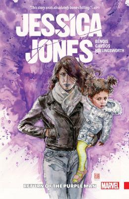 Cover image for Jessica Jones. Vol. 3, Return of the Purple Man