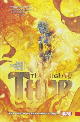 Cover image for Mighty Thor. Vol. 5, The death of the mighty Thor