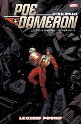 Cover image for Star wars. Poe Dameron. Vol. 4, Legend found