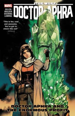 Cover image for Star wars: Doctor Aphra. Vol. 2, Doctor Aphra and the enormous profit