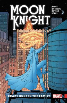 Cover image for Moon Knight: Legacy. Vol. 1, Crazy runs in the family