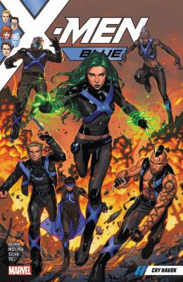 Cover image for X-Men blue. Vol. 4, Cry havok