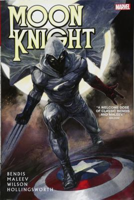 Cover image for Moon Knight