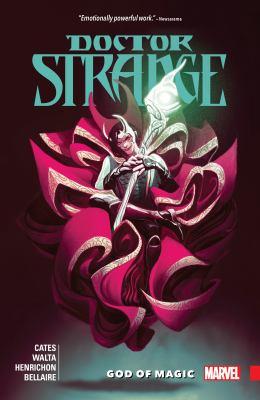 Cover image for Doctor Strange. Vol. 1, God of magic