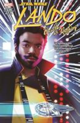 Cover image for Star Wars. Lando : double or nothing