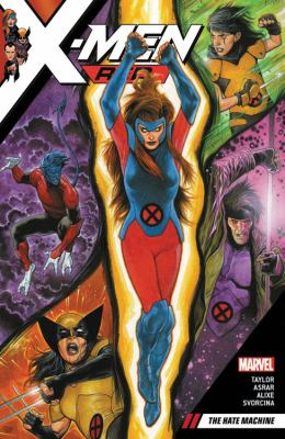 Cover image for X-Men red. Volume 1, The hate machine