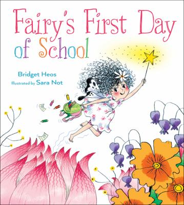 Cover image for Fairy's first day of school