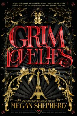 Cover image for Grim lovelies