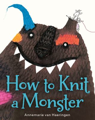 Cover image for How to knit a monster