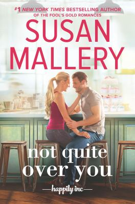 Cover image for Not quite over you