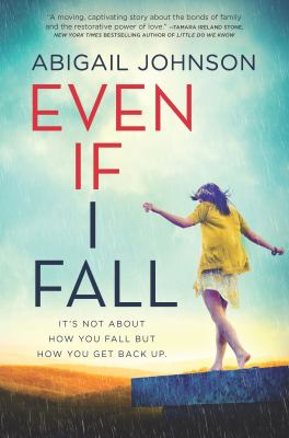 Cover image for Even if I fall