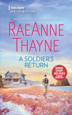 Cover image for A soldier's return & the daddy makeover