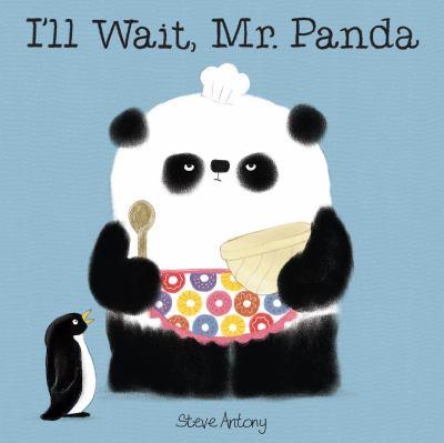 Cover image for I'll wait, Mr. Panda