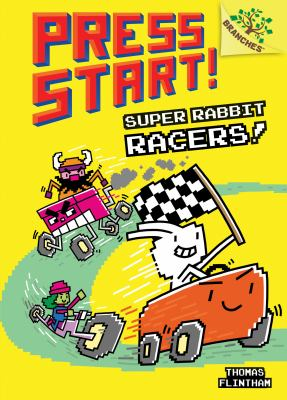 Cover image for Super Rabbit racers!