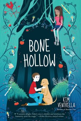 Cover image for Bone Hollow
